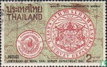 100 Jahre Royal Thai Vermessungsdienst