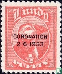 Coronation opdruk