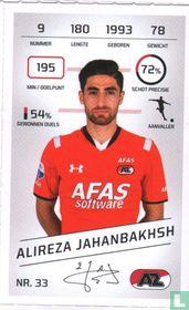 Alireza Jahanbakhsh