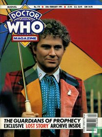 Doctor Who Magazine 170