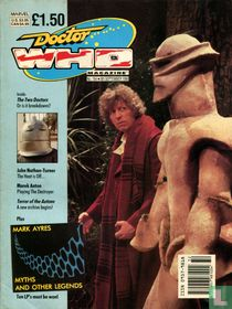 Doctor Who Magazine 164