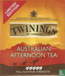 Australian Afternoon Tea