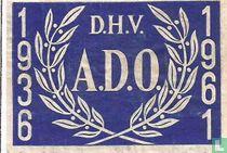 1936 D.H.V.  A.D.O. 1961