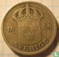 Schweden 50 Öre 1929