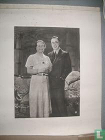 Verloving Prinses Juliana en Prins Bernhard