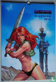 Don Lawrence Collection kalender 2016