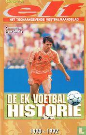 De EK voetbal historie 1920-1992