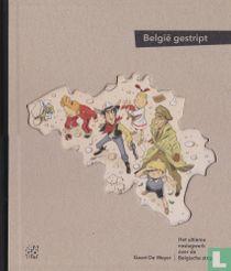 België gestript - Het ultieme naslagwerk over de Belgische strip