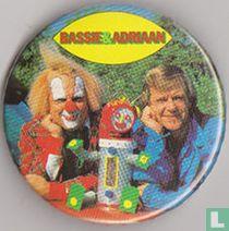 Bassie, Adriaan en Robin de Robot
