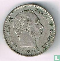 Denemarken 10 øre 1875