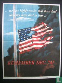 De oorlogskranten 19, Remember Dec. 7th