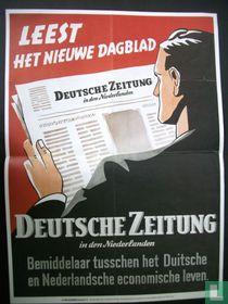 De oorlogskranten 16, Deutsche Zeitung
