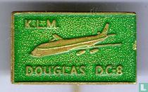 K.L.M. Douglas DC-8 [groen]