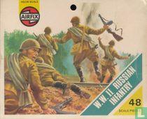W.W.II Russian Infantry