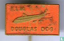 K.L.M. Douglas DC-8 [oranje]
