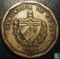 Cuba 1 peso 2002