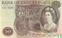 Engeland 10 Pounds (Senator Sigaren)