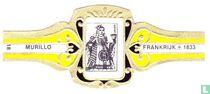 Frankrijk ± 1833