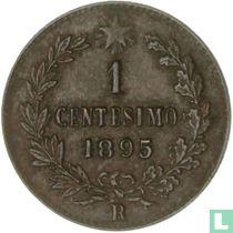 Italië 1 centesimo 1895