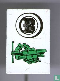 B (bankschroef)