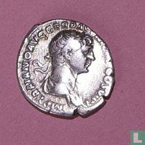 Romeinse Rijk - denier Trajanus (AD 98-117) Rome