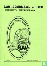 BAV Journaal 1