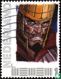 Stripzegel 10a: Marduk