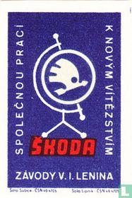 Skoda - Spolecnou praci k novym vitézstvim