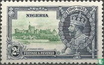 King George V - Silver Jubilee