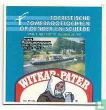 Witkap - Pater toeristische zomerboottochten
