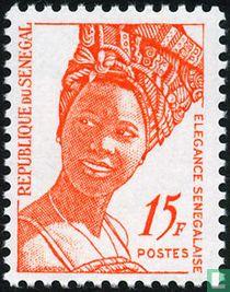 Senegal elegantie