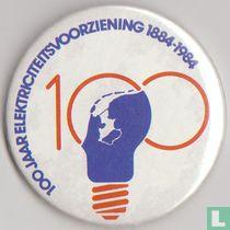 100 jaar elektriciteitsvoorziening