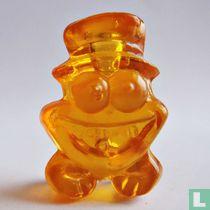 Top Hat [t] (oranje)