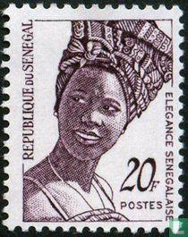 Senegalese vrouw