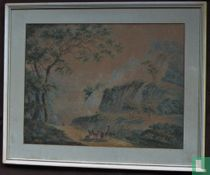 Les waterfalls of Tivoli