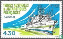"Bevoorradingsschip ""L'Austral"""