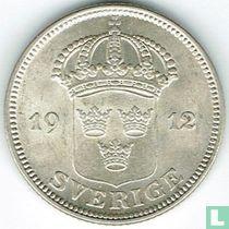 Schweden 50 Öre 1912