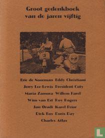 Groot gedenkboek van de jaren vijftig