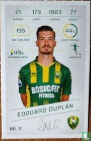 Edouard Duplan