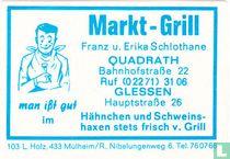 Markt-Grill - Franz u. Erika Schlothane