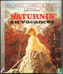 Saturnin en vacances