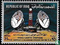 Iraq earth station