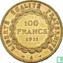 Frankrijk 100 francs 1911