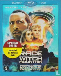 Race to Witch Mountain / La Montagne Ensorcelee