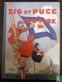 Zig et Puce à New York