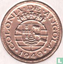 "Angola 10 centavos 1949 ""300th Anniversary - Revolution of 1648"""