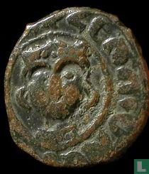 Cilicia, Armenia  AE20 kardez  1289-1305