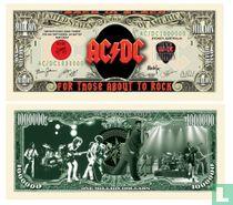 AC/DC ROCK BILJET