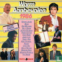 Warm aanbevolen 1986