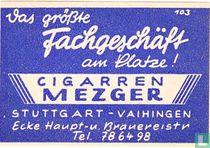 Cigarren Mezger